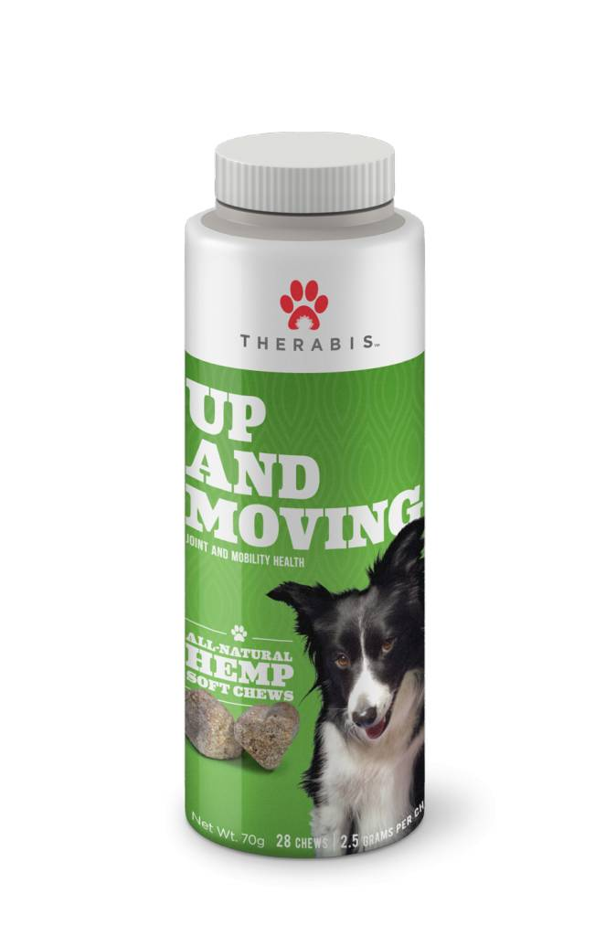 Therabis Up and Moving Treat 28ct One Size Fits All