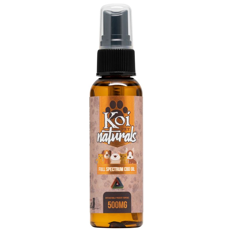 Koi Naturals 500mg Spray for pets