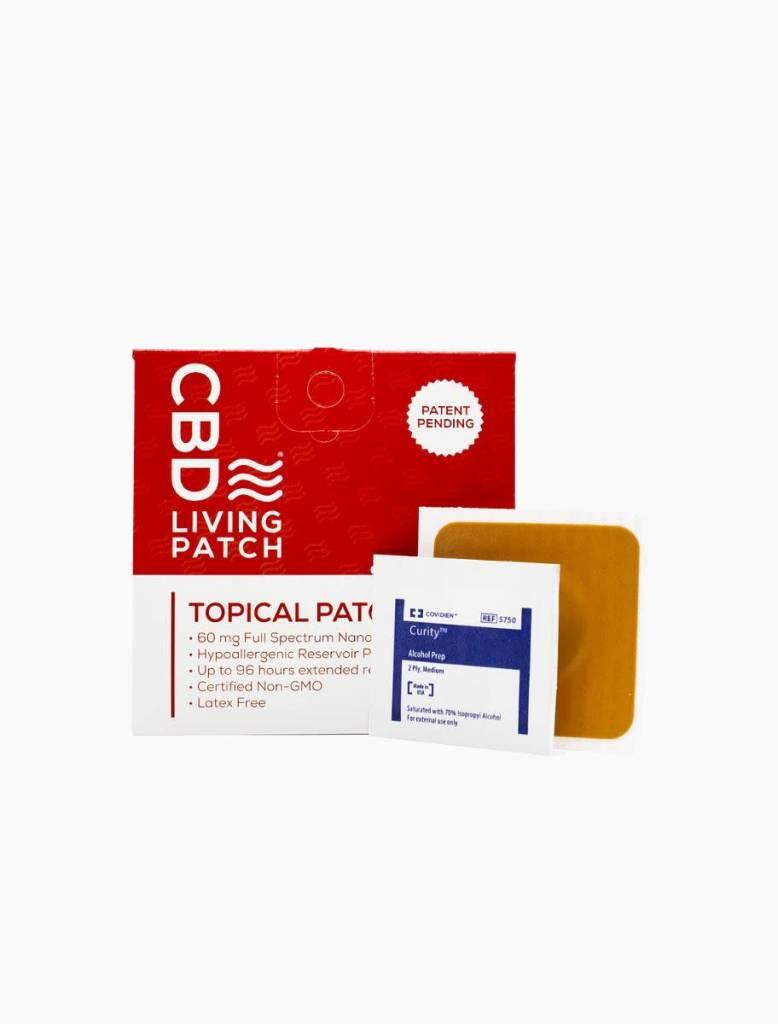 CBD Living 60mg Topical Patch