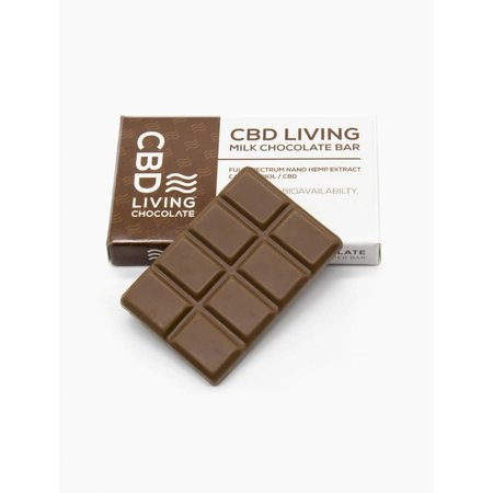 CBD Living Milk Chocolate 120mg