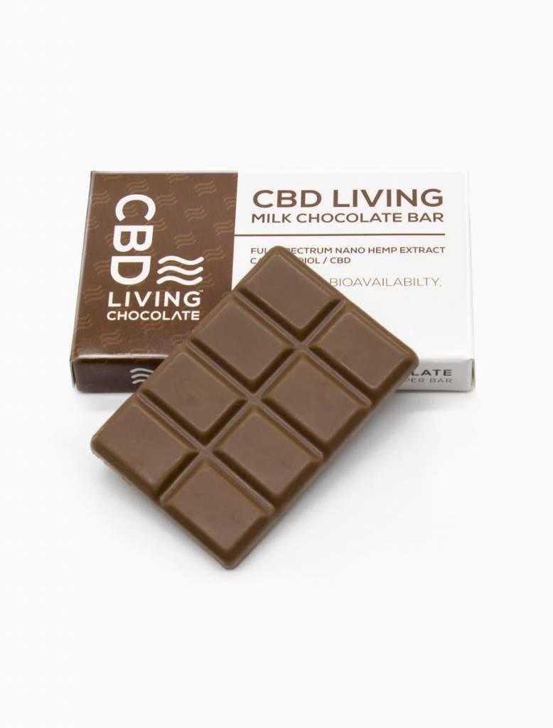 CBD Living Milk Chocolate 120mg
