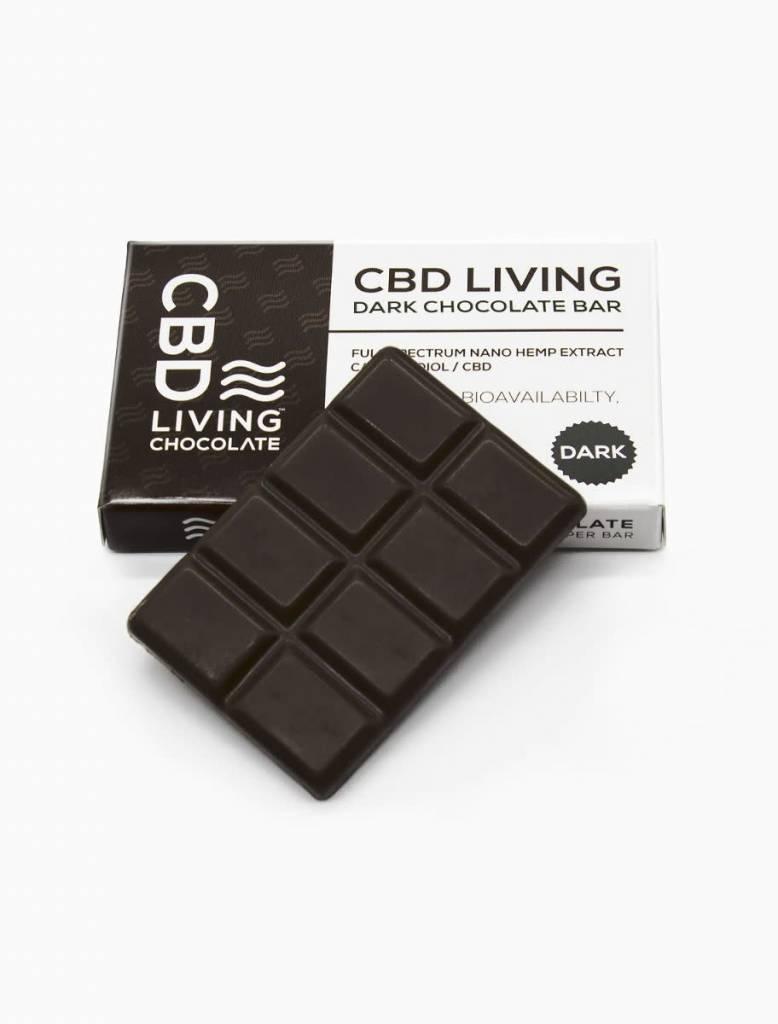 CBD Living Dark Chocolate 120mg