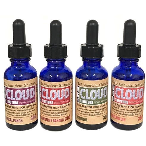 CAS VG Cloud Full Spectrum 300mg