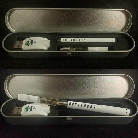 Organabus 50mg CBD Vape Pen Kit w/Terpenes