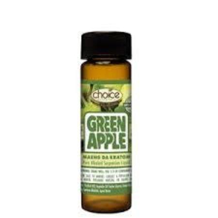 Green Apple .5oz bottle Kratom