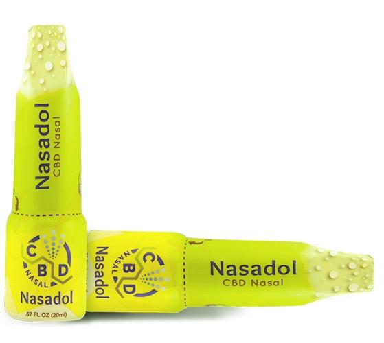Nasadol 100mg CBD Nasal Spray