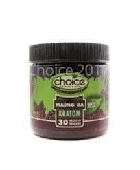 Choice Maeng Da Kratom Powder 30g