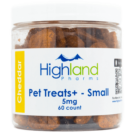 Pet Treats Small 5mg 60 count