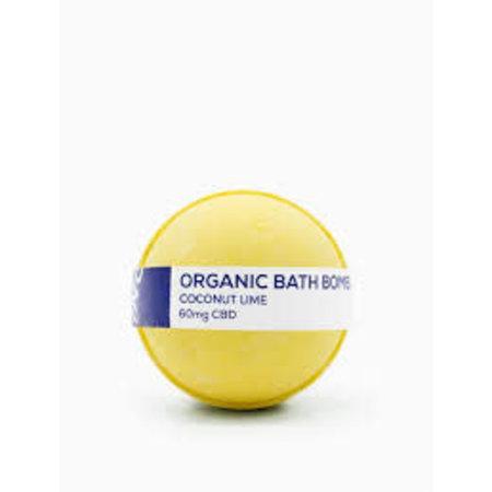 Bath Bomb Coconut Lime