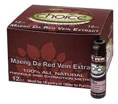 Choice Mang Da Red 12ml  Kratom Extract