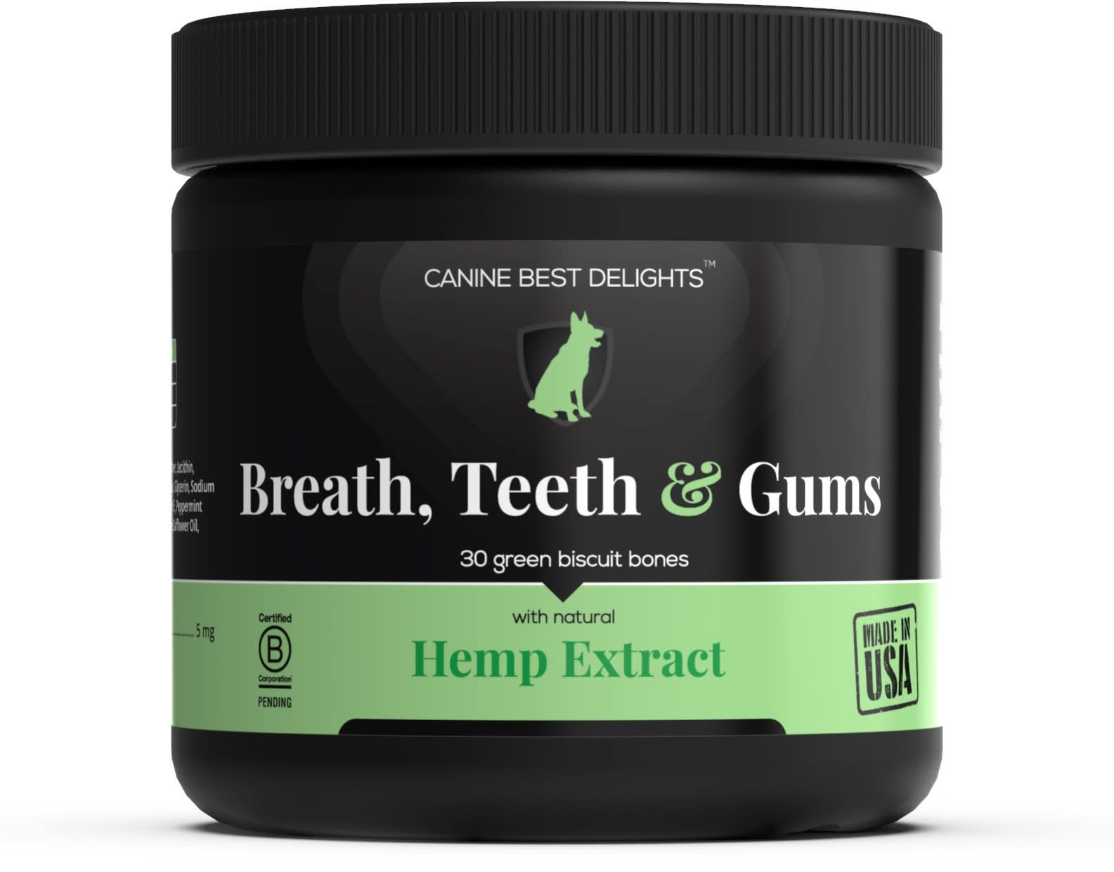 Canine Best Delights Breath, Teeth & Gums