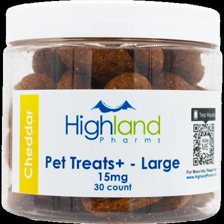 Pet Treats Large 15mg 30 count