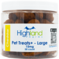 Highland Pharms Pet Treats Large 15mg 30 count