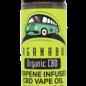 Organabus Organic CBD Terpene Infused 450mg Vape Oil 60ml Super Lemon Haze