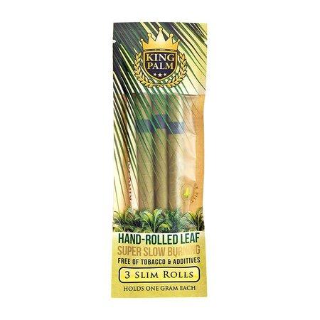 King Palm 3 Slim Rolls 1.25g