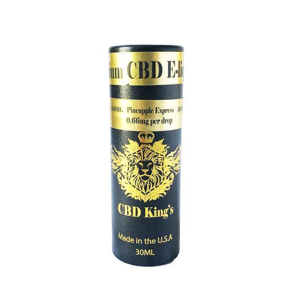 CBD Kings 300mg Vape Juice / E-Liquid