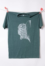 THREADWORK Mens Tee Bison