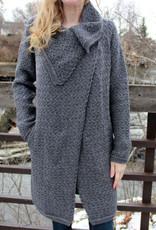 Irelands Eye Belcarra - Wrap Coat