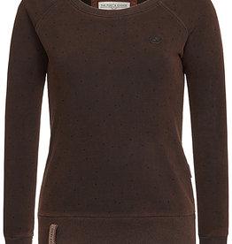 Naketano Damen Sweater Baby Got Back Sweater: