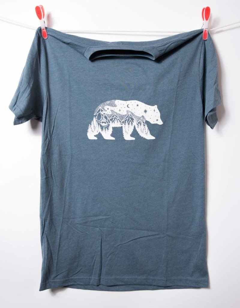 THREADWORK Mountain Bear Tee
