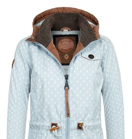 Naketano Anker Jacke - Amazing Mint