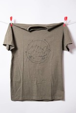 THREADWORK Mens Tee - Mountain Circle