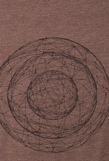 THREADWORK Mens Tee - Retro Circle