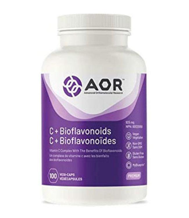 AOR C + Bioflavonoids, 100 caps