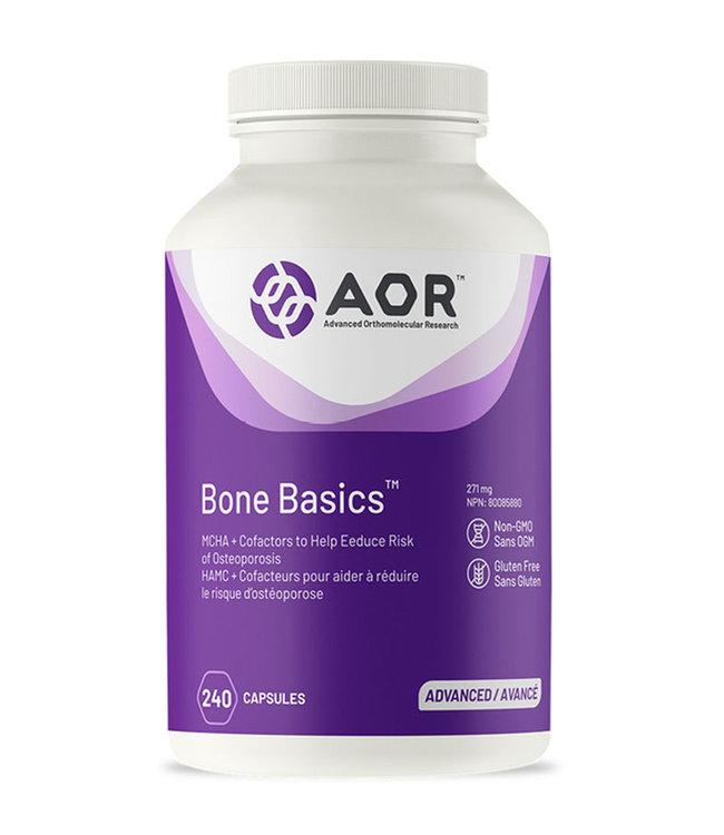 AOR Bone Basics, 240 capsules