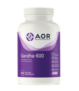 AOR AOR Gandha 600, 120 caps