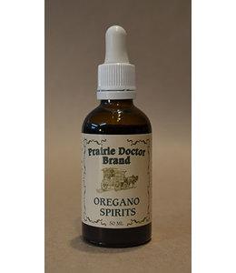 Prairie Doctor Brand Prairie Doctor Oregano Spirits, 50ml
