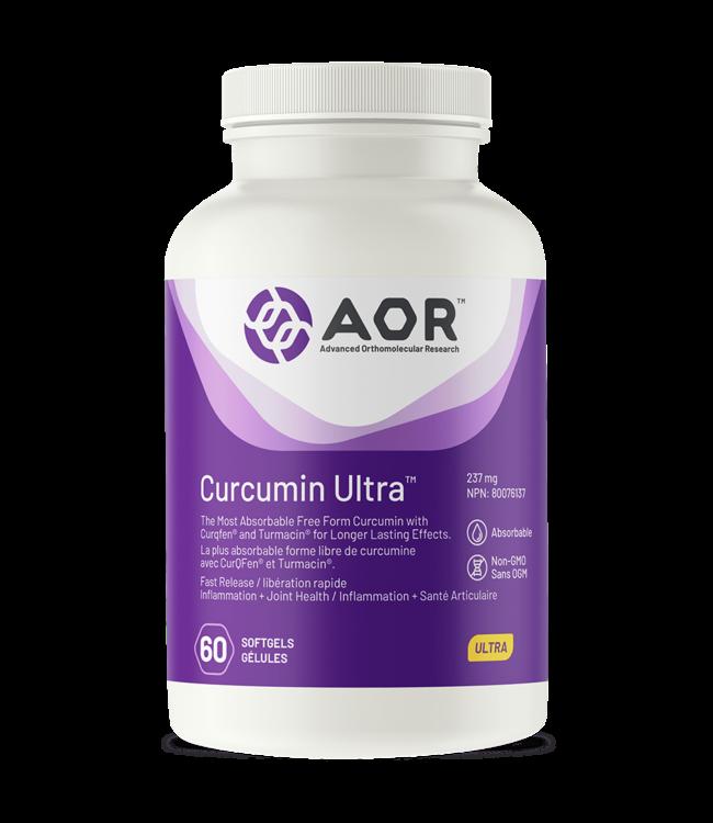AOR Curcumin Ultra, 60 caps