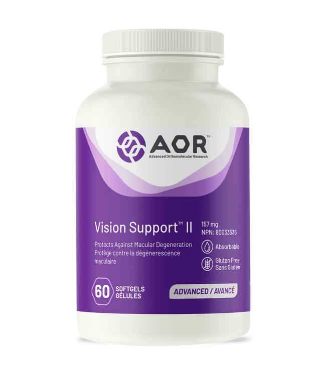 AOR Vision Support II, 60 caps