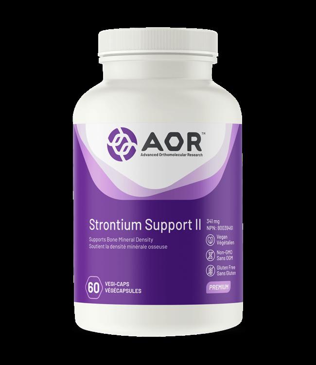 AOR Strontium Support II, 60 caps