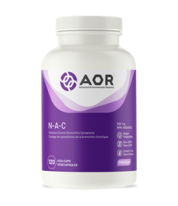 AOR AOR n-acetylcysteine NAC 120 capsules