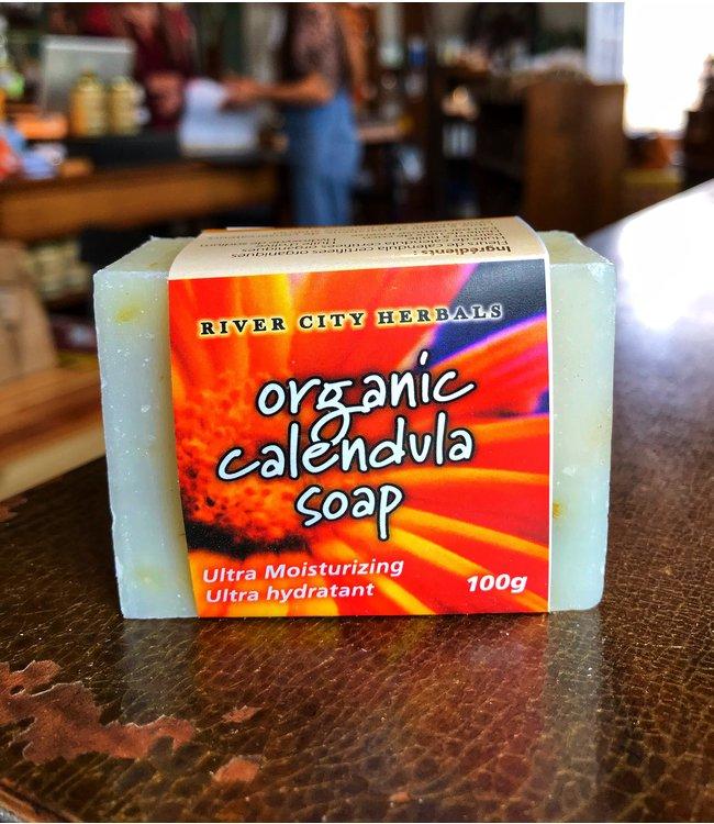 River City Herbals River City Calendula Soap