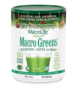 Macro Greens 850g