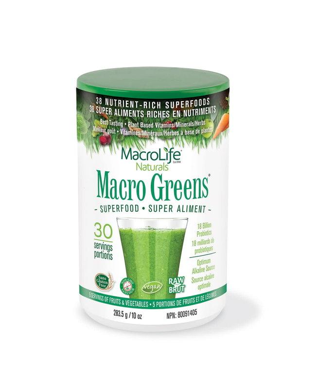 Macro Greens 283g