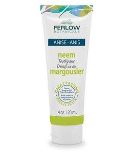 Ferlow Ferlow Neem Toothpaste (Anise)