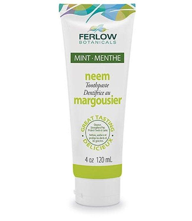 Ferlow Ferlow Neem Toothpaste (Mint)