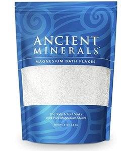 Ancient Minerals Magnesium Bath Flakes 8 lbs