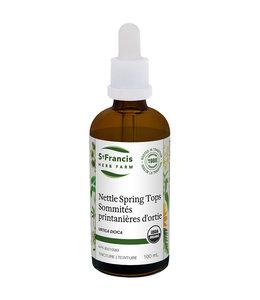 St Francis Nettle Spring Tops 100 ml
