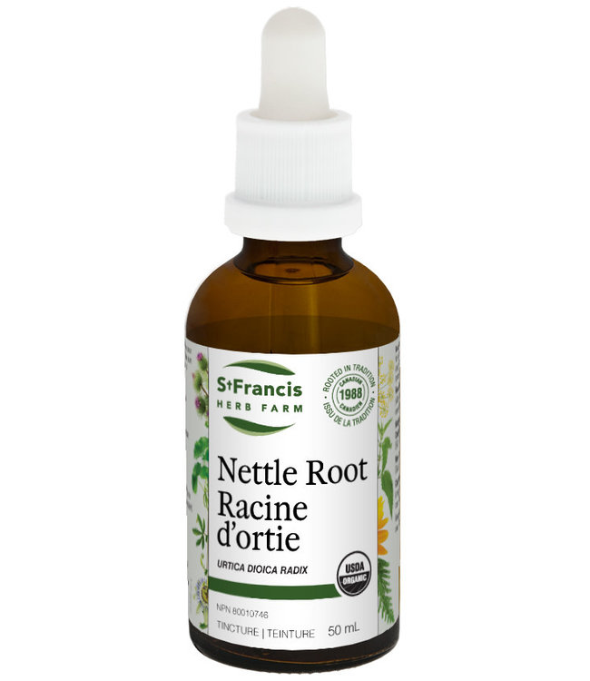 St Francis Nettle Root Tincture 100ml