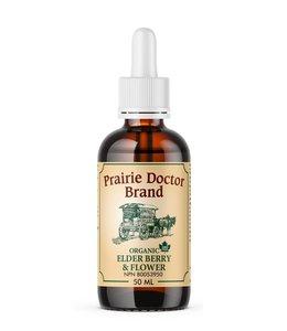 Prairie Doctor Brand Prairie Doctor Elderberry & Flower 50 ml