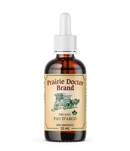 Prairie Doctor Brand Prairie Doctor Pau D'arco, 50ml