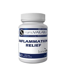 AOR NanoVailable Inflammation Relief 60 cap