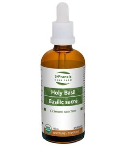 St Francis Holy Basil 100 mL