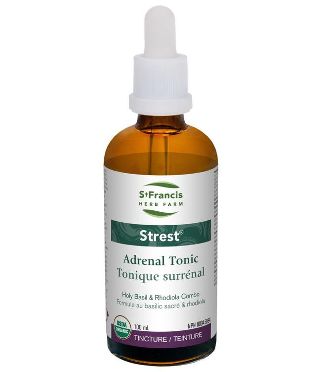 St Francis Strest Tincture 100 mL