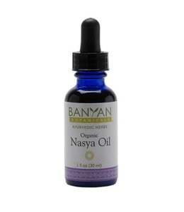 Banyan Botanicals Nasya Oil 30ml