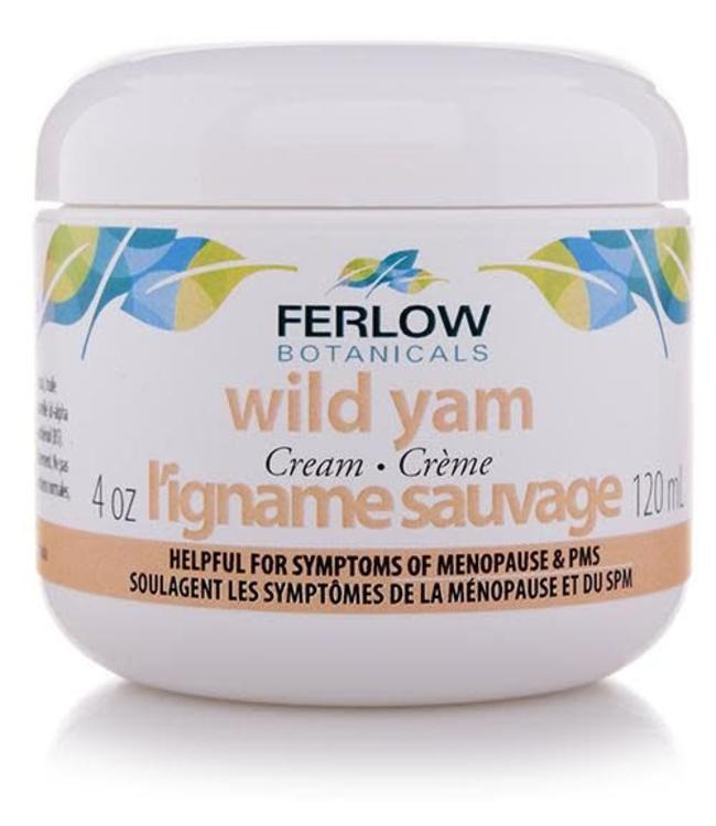 Ferlow Wild Yam Cream 120ml
